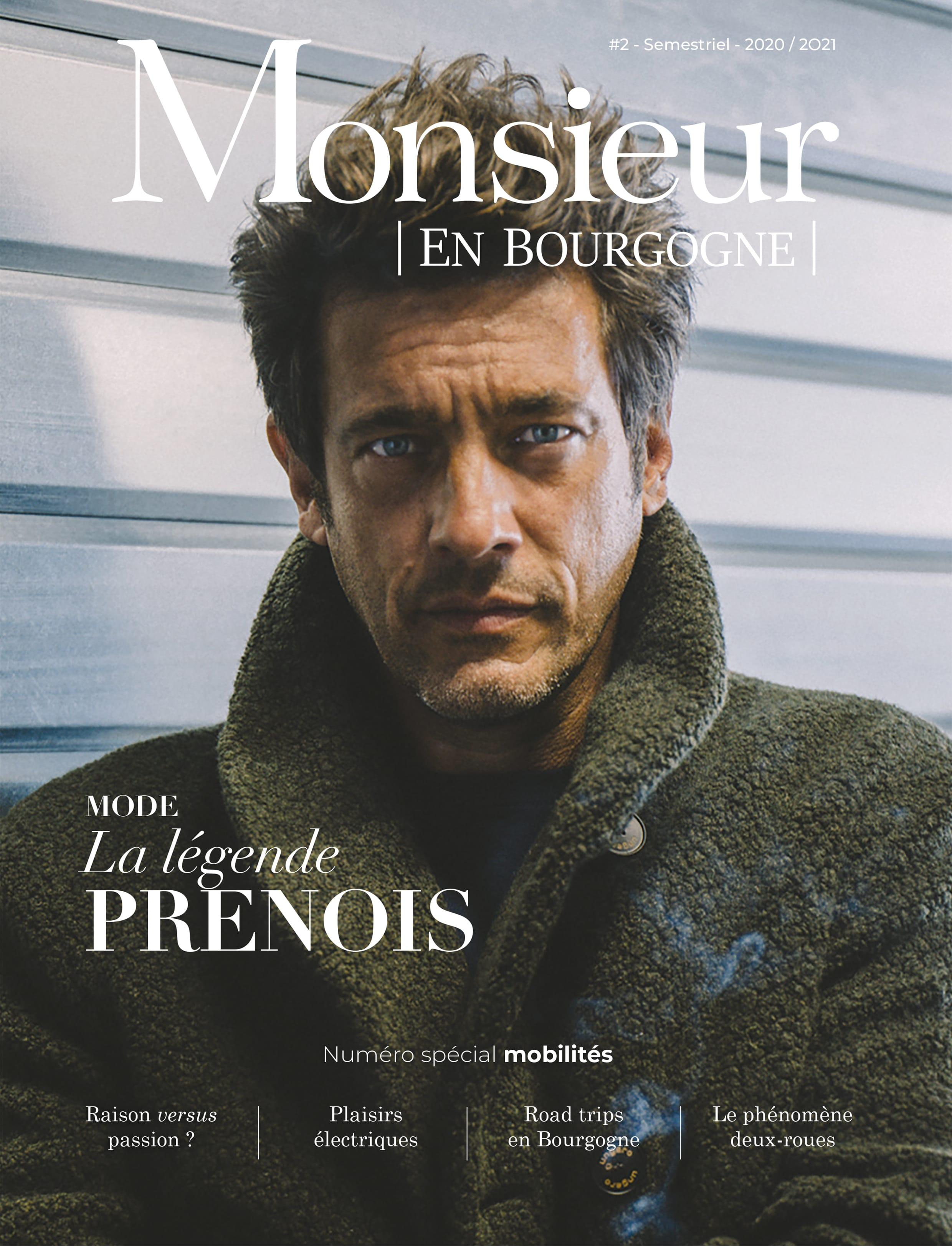 Monsieur en Bourgogne #2